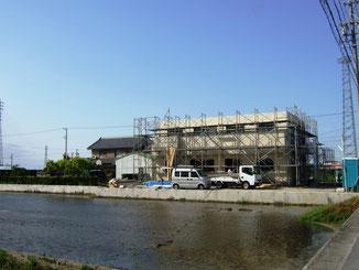 2010/05/12 外装南側