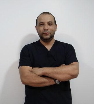 Dr. Geovanny Mendoza