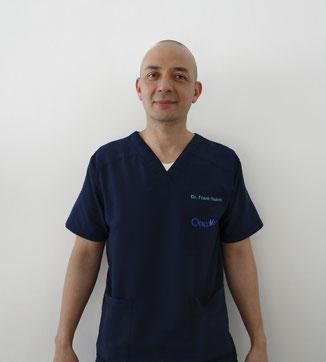 Dr. Frank Suárez