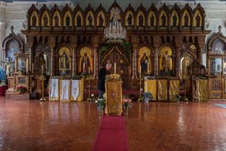 православная русская церковь в Ницце Ницца