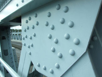 VCI Coatings are Brush or Sparay Applied to Corroded or Clean Steel Surfaces