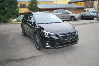 Central-Garage Hess AG-Subaru Garage- Fahrzeugpark