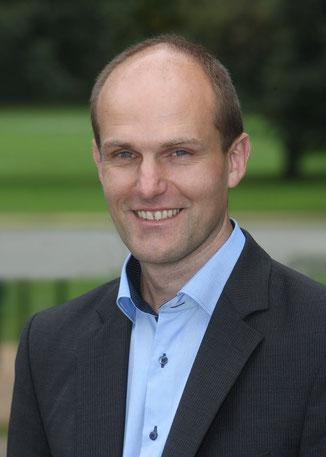 Bürgermeister Lars Prahler
