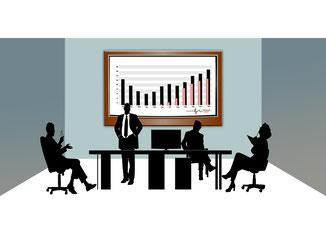 Grafik Ausschusssitzung