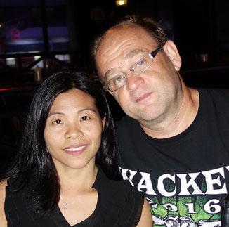 Mimi &Chris