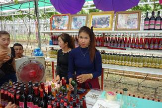 Weingut Prasat Phnom Banan