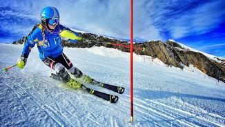 Florentina Schnittler beim Gletscherkurs 2016 - Kitzsteinhorn