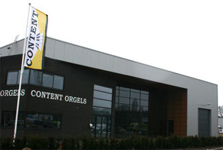 Der Content-Firmensitz in Ermelo (NL)