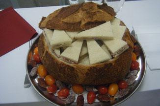 Traiteur le Cochon sans Rancune - Montrieux-en-Sologne - Formule barbecues et sandwiches pour vos buffets et rencontres professionnelles