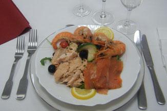 Traiteur le Cochon sans Rancune - Montrieux-en-Sologne - Entrées chaudes et froides pour vos buffets et rencontres professionnelles