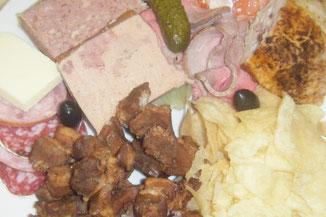 Traiteur le Cochon sans Rancune - Montrieux-en-Sologne - Charcuteries et viandes froides pour vos buffets et rencontres professionnelles