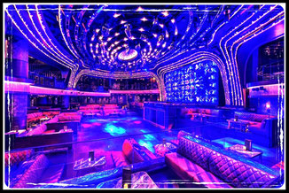 Juan C. Levesque met his wife at Night Club in Tampa, FL.