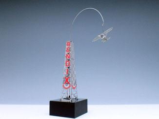 エアロベース(aerobase)[B111] ブルドッグレーサー & パイロンセット(動力付き)