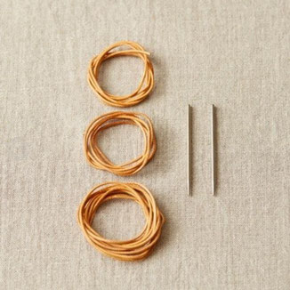 LEATHER CORD AND NEEDLE KIT 29,90 €