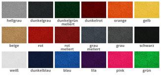 Messe Rips Teppich Farben Frankfurt