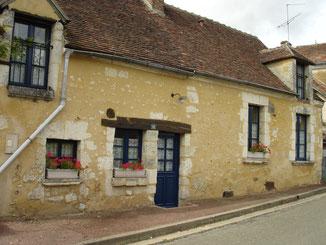 Trés ancienne maison paysanne percheronne à Boissy-Maugis entièrrement restaurée (image)