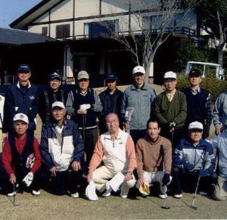 喜楽会ゴルフコンペ