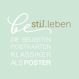 be stilleben, Poster, Postkarten, Grafik, Design, Bilder