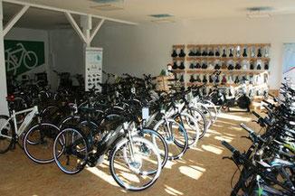Der e-motion e-Bike Premium Shop in Bonn