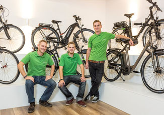 Team e-motion e-Bike Welt Braunschweig