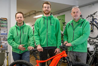Jobs bei der e-motion e-Bike Welt Bochum
