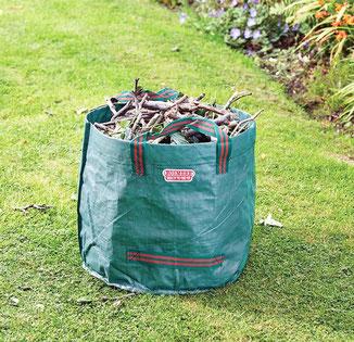 Stabile Gartensäcke vom britischen Gartenspezialisten Bosmere bei www.the-golden-rabbit.de