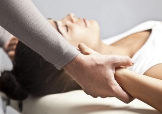 Sarita - Kinesiologie, Mikrostromtherapie und mehr in Wien Muskeltest