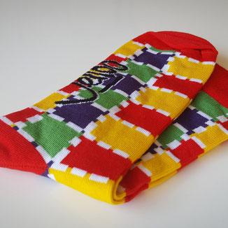Sokken voor Studenten met logo custom made