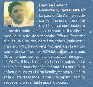 Documentaire Et Je Choisis de Vivre à Tours, le 9 mai 2019