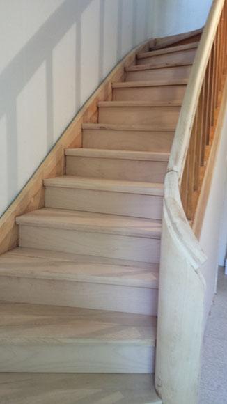 Treppen Holzbau Kopka Haust Ren Dachfenster Montage