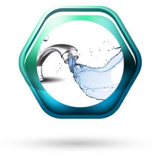 Beto-Fix Plus Quellmörtel ist Trinkwassergeeignet