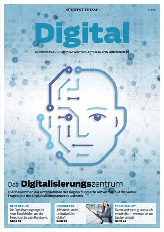 Digital 2020 Magazin Cover