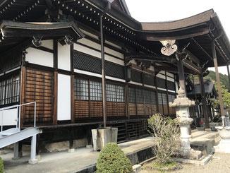 お寺建具 改修工事