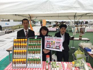 福岡フレンドシップフェスティバル(福岡市役所前ふれあい広場)