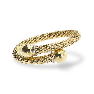 Bracciale Snake Oro giallo Stella Milano