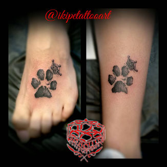 2x1 parejas tatuaje pareja amistad amor union tetera bella y la bestia tattoo