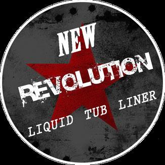 Bathtub refinishing liquid tub liner