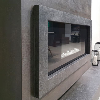 Sintered stone countertop fabricators in Lithuania