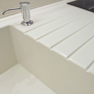 Solid surface countertop fabricators in Lithuania