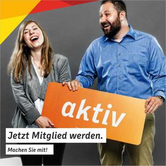 Jetzt CDU-Mitglied in Bedburg werden!