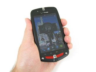 Casio G'zOne Commando 4G LTE