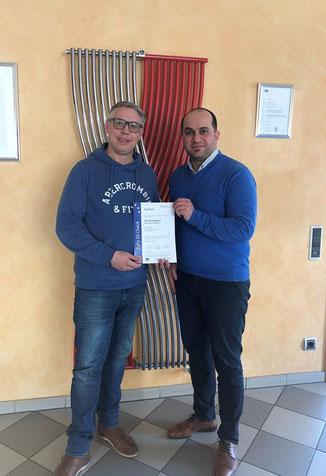 Sascha Valentin/JOB GmbH ist Top Arbeitgeber
