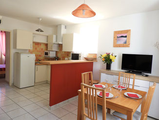 APPARTEMENT N° 2 - T2 : 6 personnes