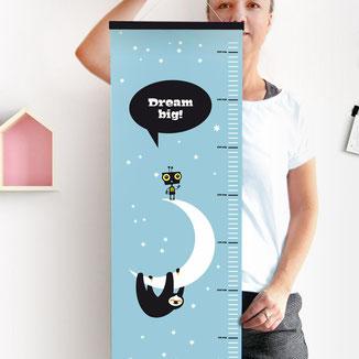 Messlatten für's Kinderzimmer