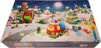 Tut Tut Baby Flitzer Adventskalender