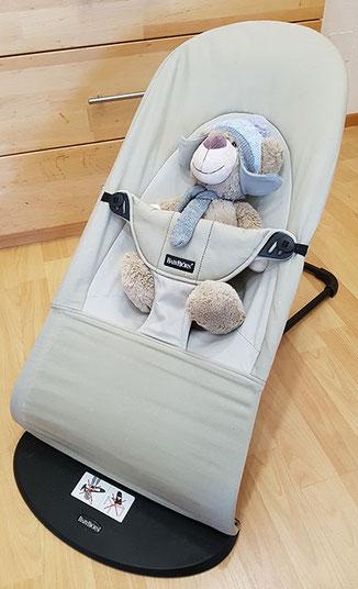 Babywippe von Babyjörn, Babybjörn Babyippe, Babywippe Testsieger