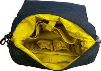 Lässig Messenger Bag Wickeltasche