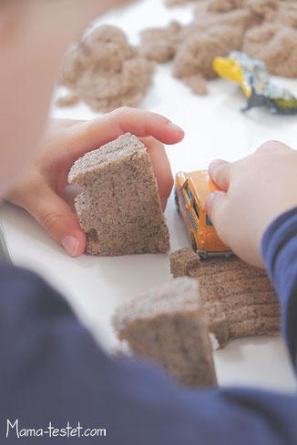kinetischer sand ab welchem alter