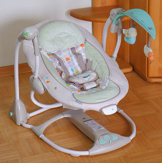 Ingenuity Seneca, ingenuity babyschaukel test
