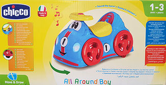 Chicco Ride On All Around, Chicco Ride On